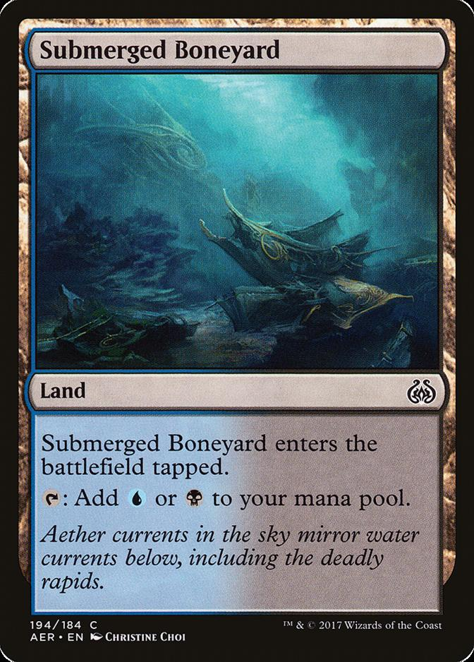 Submerged Boneyard [AER]