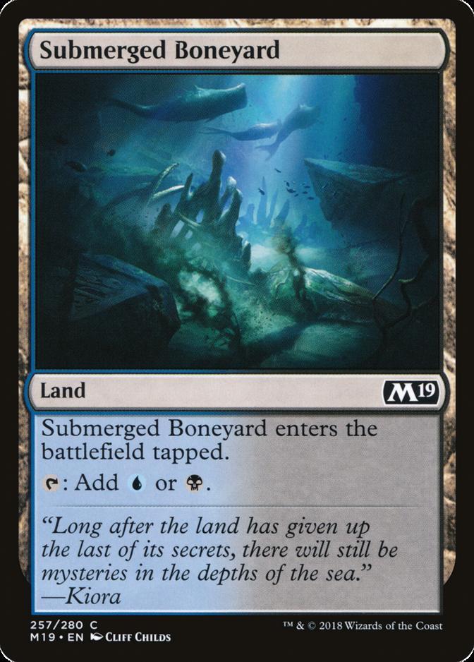 Submerged Boneyard [M19]