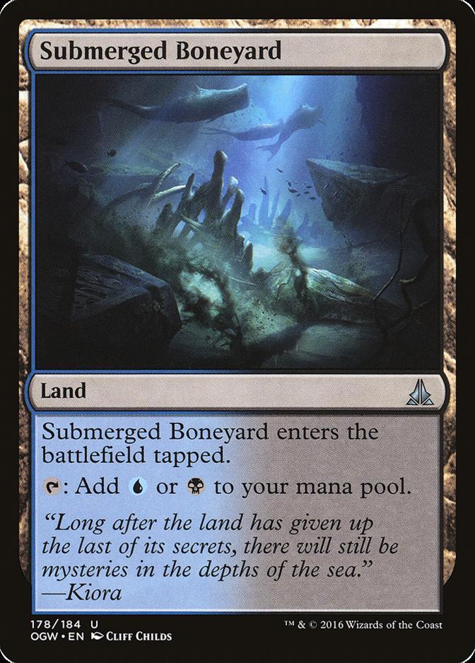Submerged Boneyard [OGW]