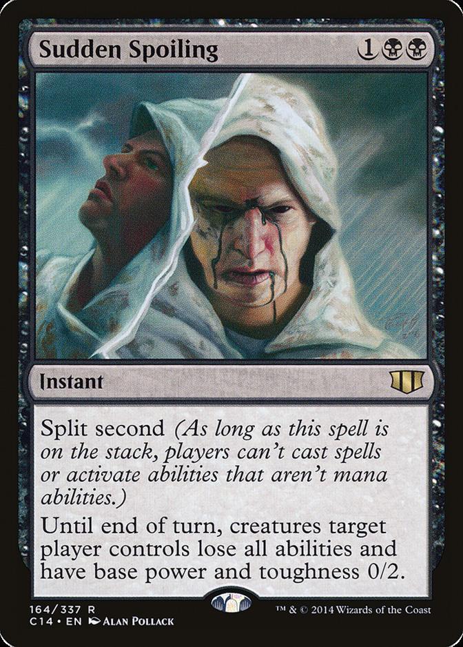 Sudden Spoiling [C14]