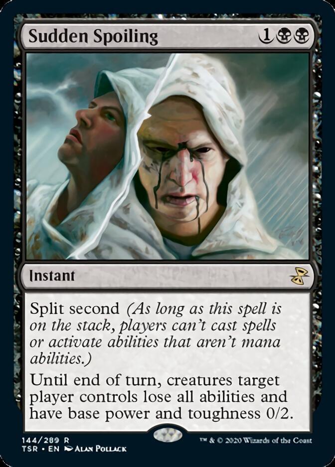 Sudden Spoiling [TSR]