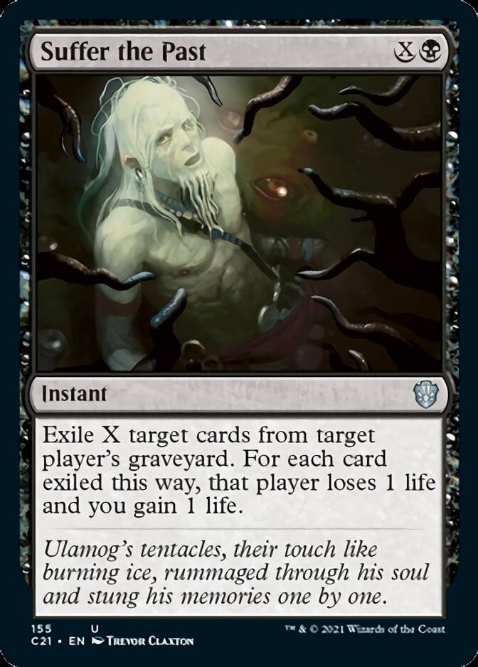 Suffer the Past [C21]