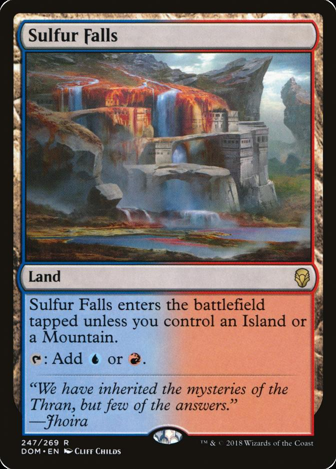 Sulfur Falls [DOM]