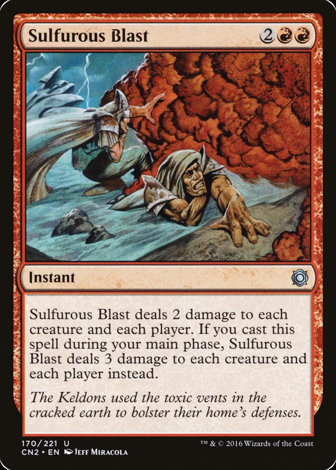 Sulfurous Blast [CN2]