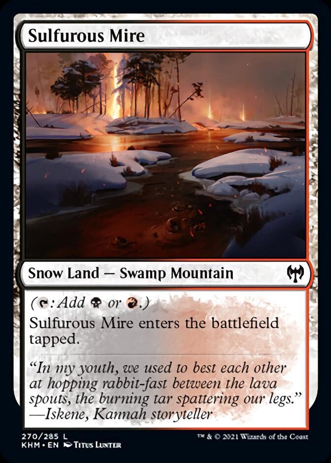 Sulfurous Mire [KHM]