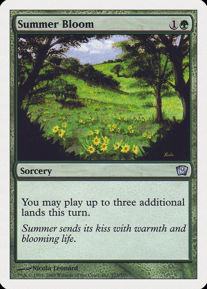 Summer Bloom [9ED]