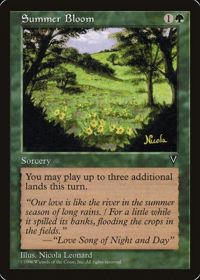 Summer Bloom [VI]