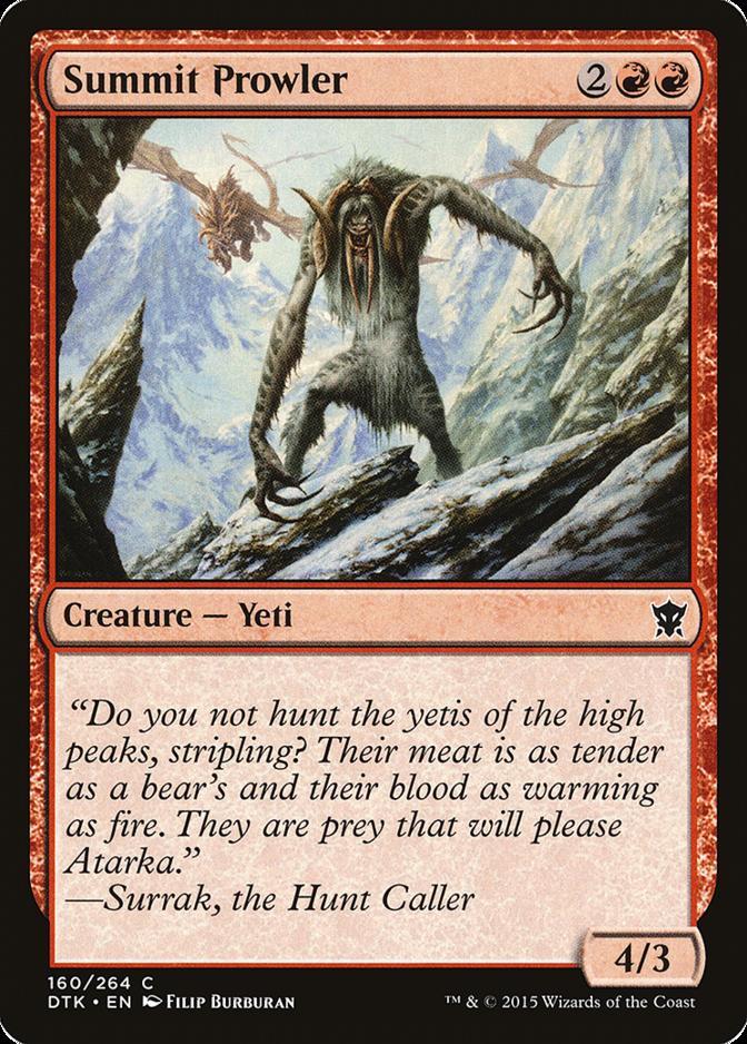 Summit Prowler [DTK]