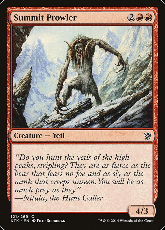 Summit Prowler [KTK] (F)