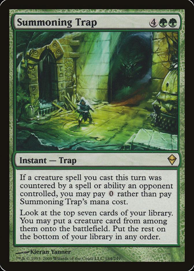 Summoning Trap [ZEN]