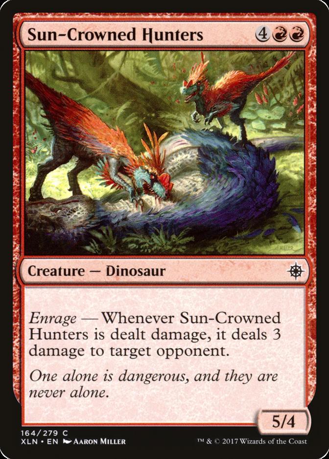 Sun-Crowned Hunters [XLN]