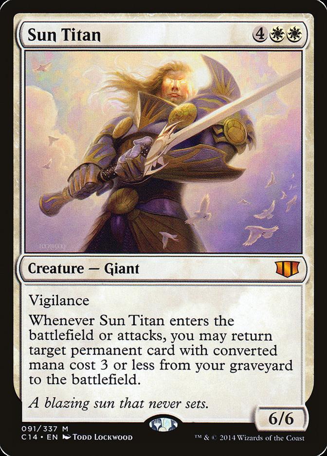 Sun Titan [C14] (F)