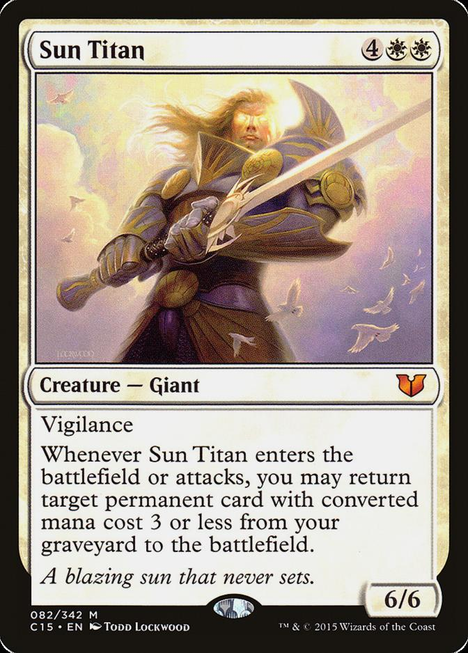 Sun Titan [C15]