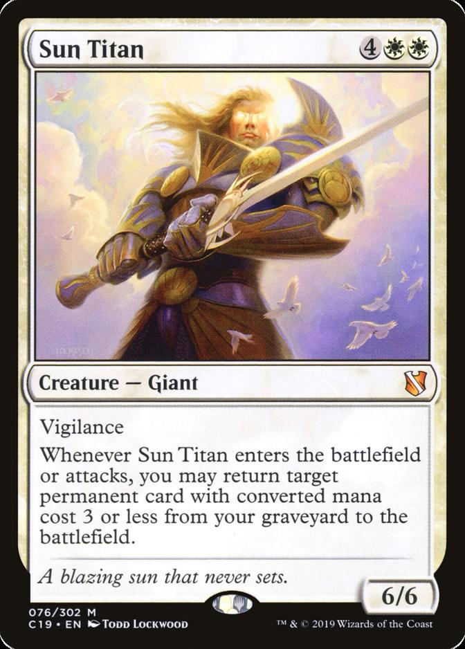 Sun Titan [C19] (F)