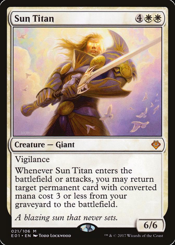 Sun Titan [E01]