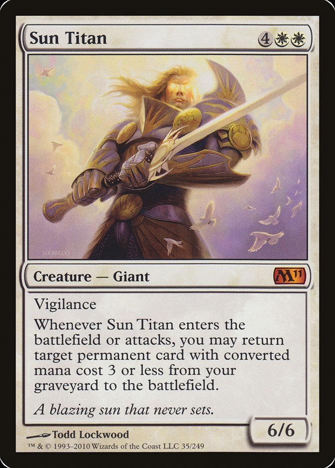 Sun Titan [M11] (F)