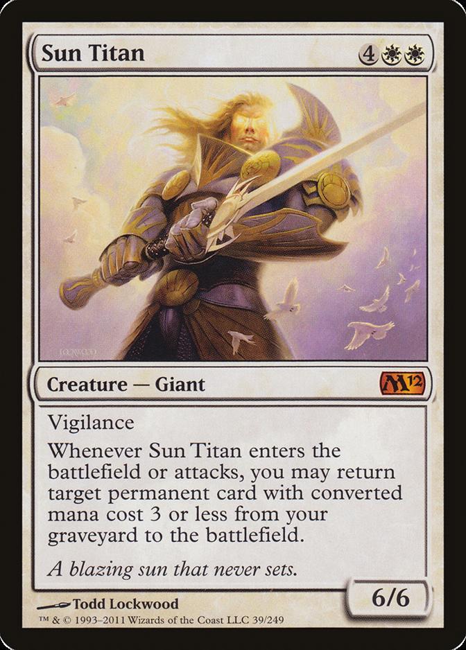 Sun Titan [M12] (F)