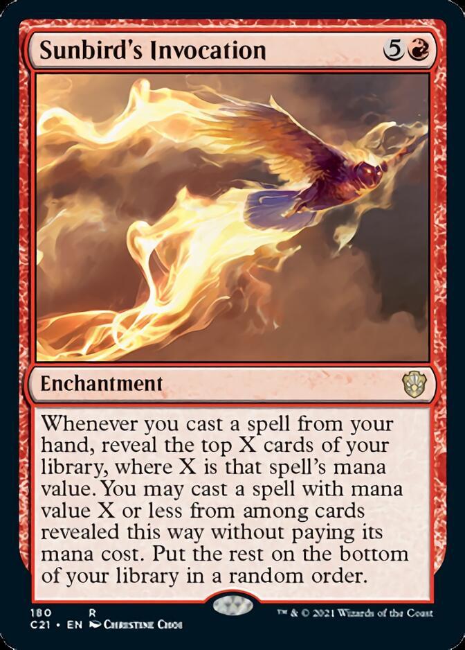 Sunbird's Invocation [C21]