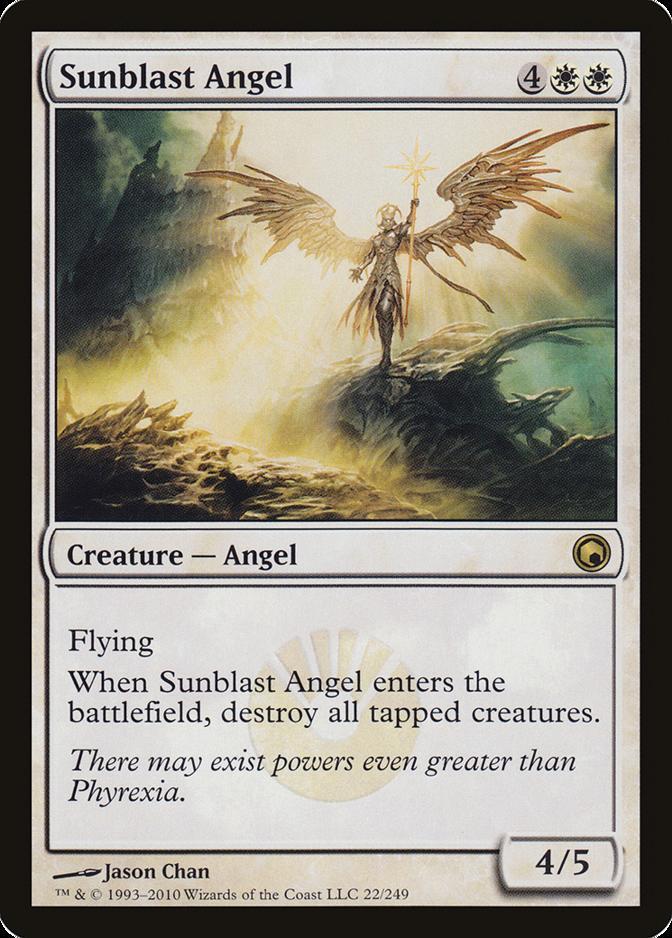 Sunblast Angel [SOM]