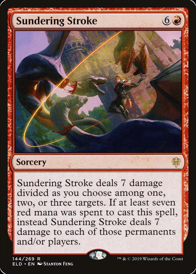 Sundering Stroke [ELD]