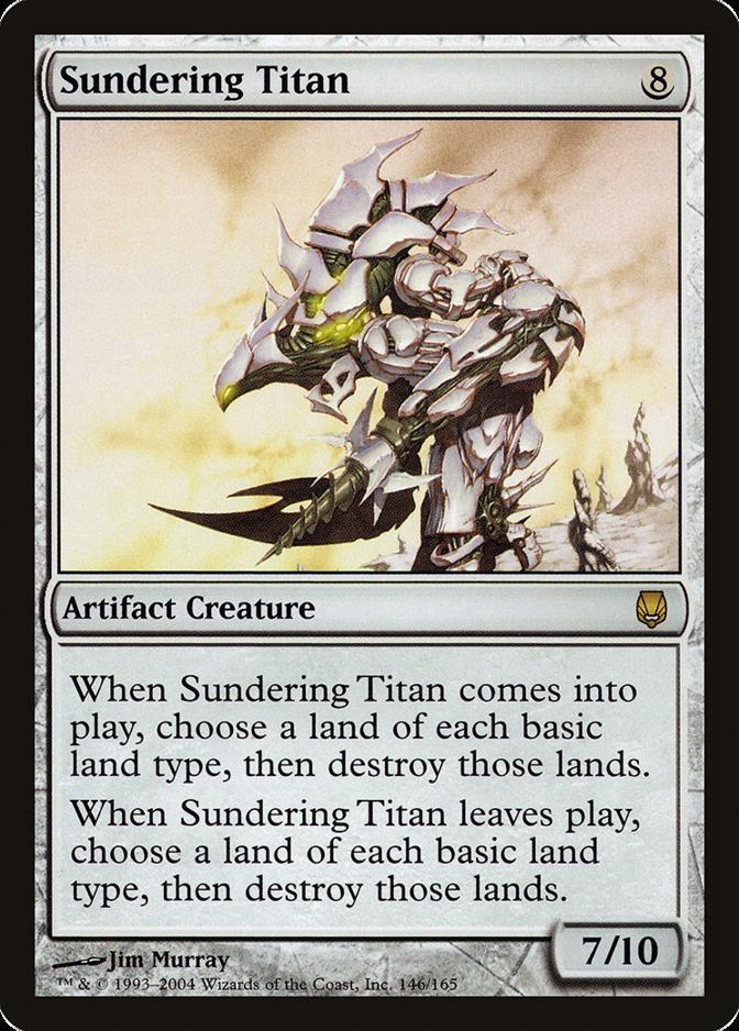 Sundering Titan [DST]