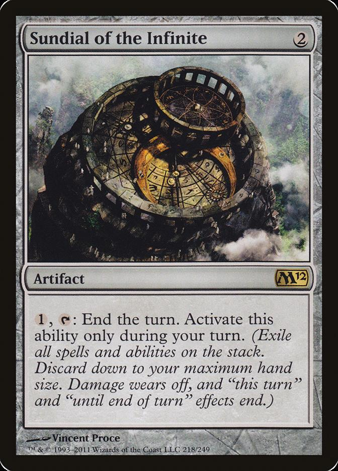 Sundial of the Infinite [M12]