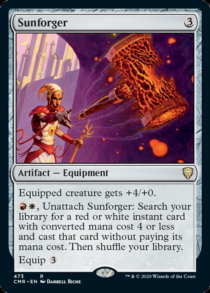 Sunforger [CMR]