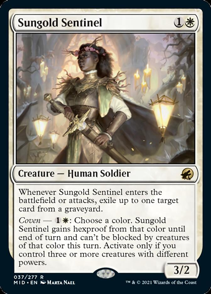 Sungold Sentinel [MID]
