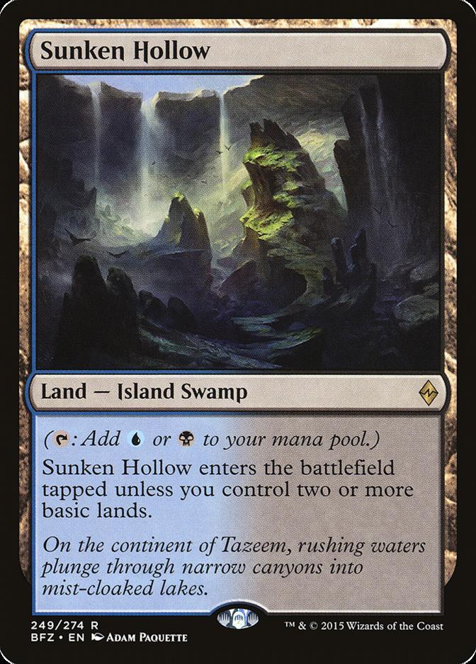 Sunken Hollow [BFZ]