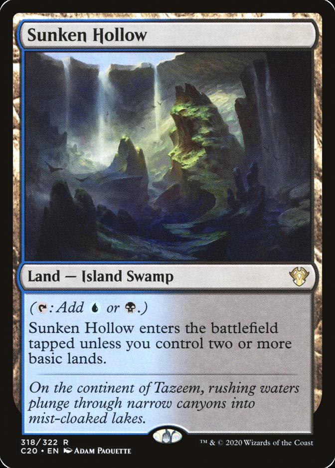 Sunken Hollow [C20]
