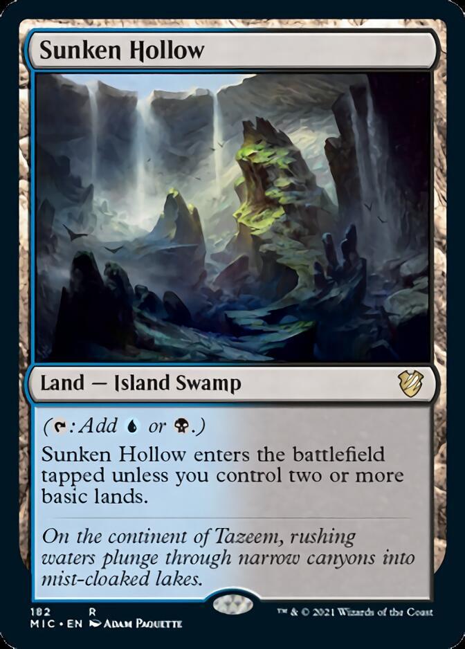 Sunken Hollow [MIC]