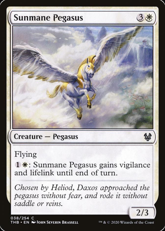 Sunmane Pegasus [THB]