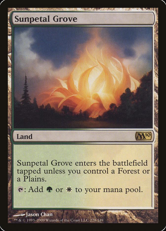 Sunpetal Grove [M10] (F)