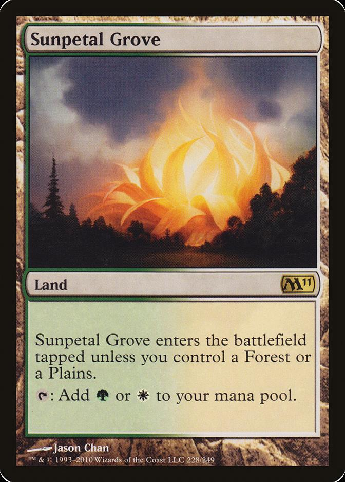 Sunpetal Grove [M11] (F)