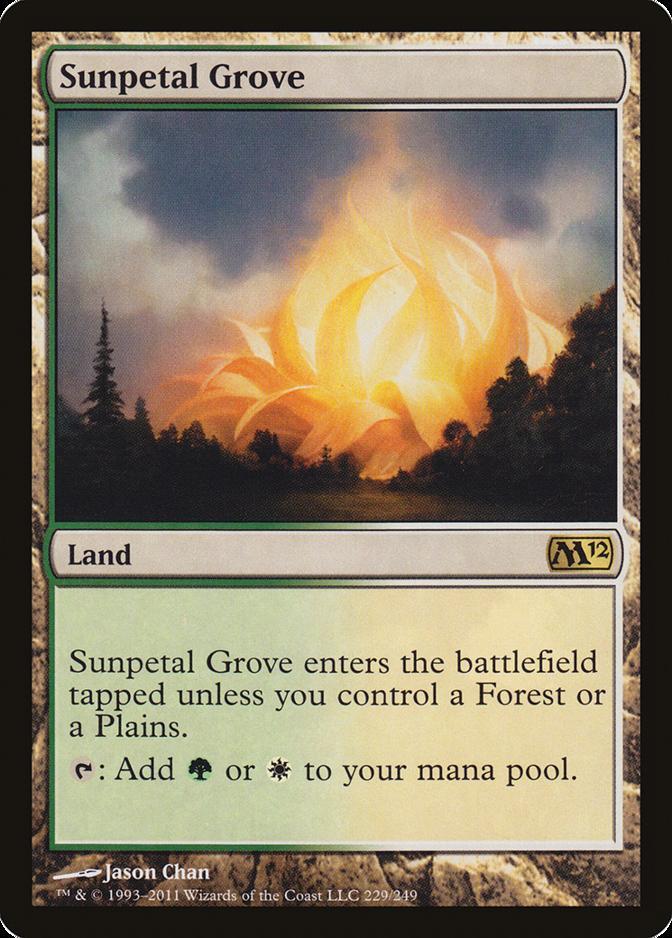 Sunpetal Grove [M12]