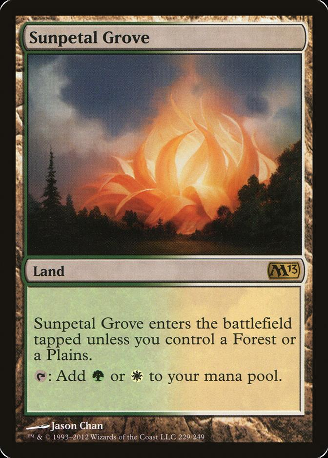 Sunpetal Grove [M13] (F)