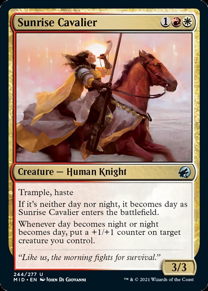 Sunrise Cavalier [MID]
