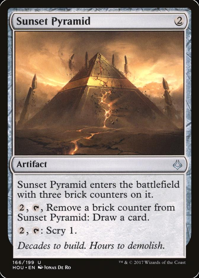 Sunset Pyramid [HOU]