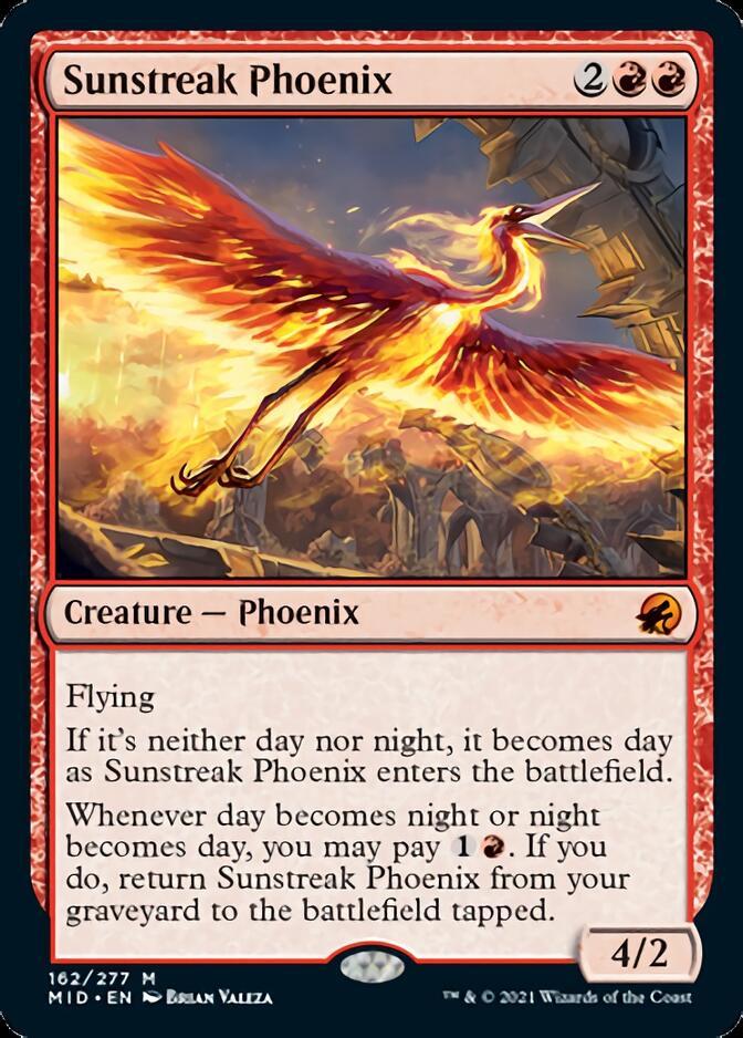 Sunstreak Phoenix [MID]