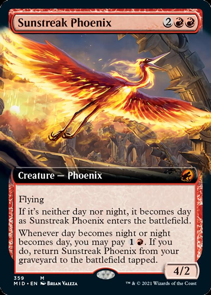 Sunstreak Phoenix <extended> [MID]
