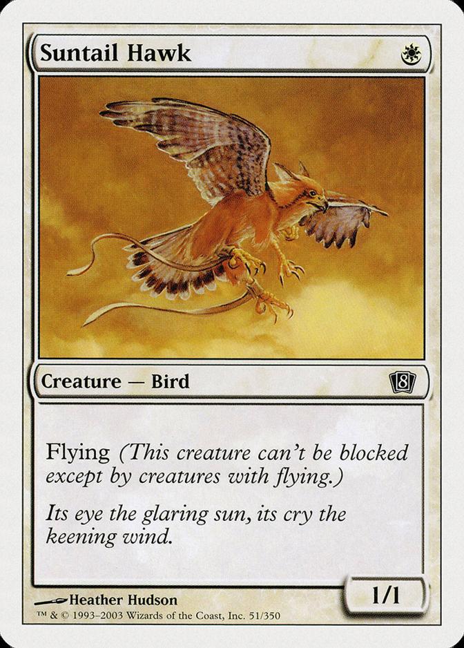 Suntail Hawk [8ED]