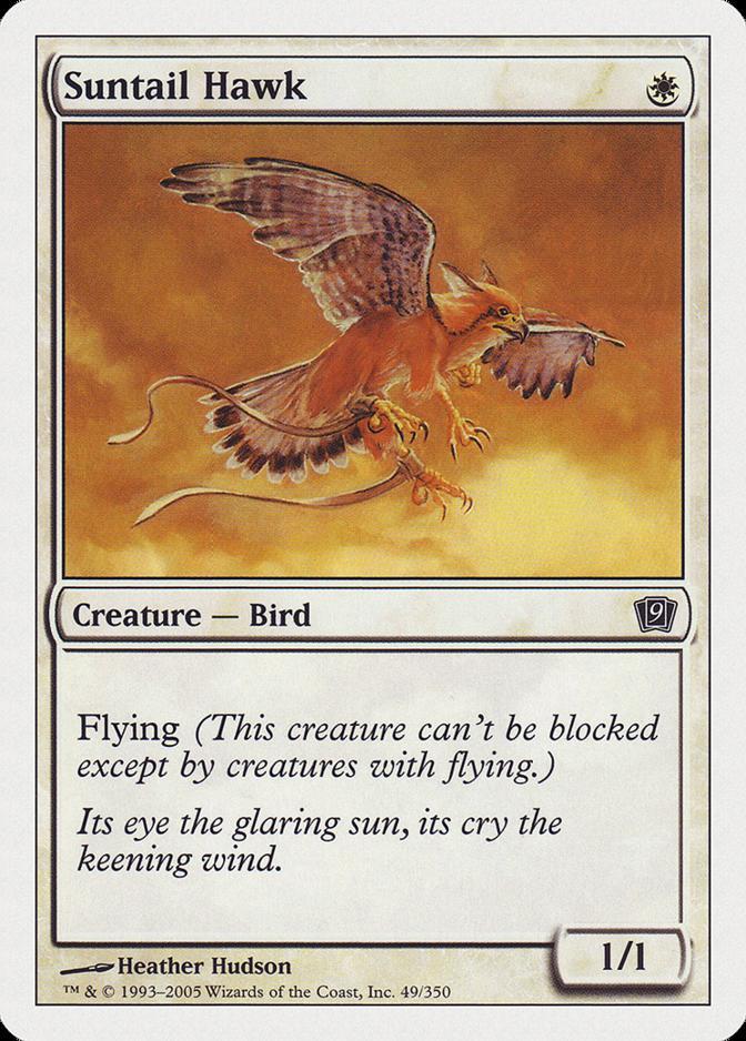 Suntail Hawk [9ED]