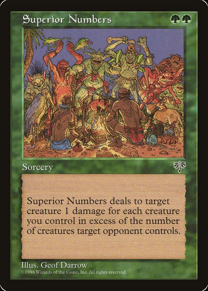 Superior Numbers [MI]