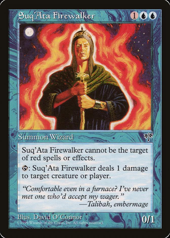 Suq'Ata Firewalker [MI]