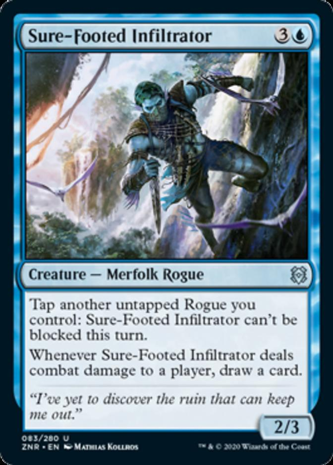 Sure-Footed Infiltrator [ZNR]
