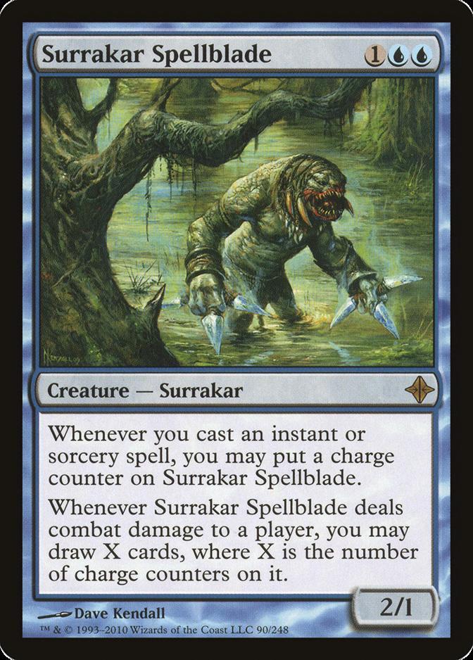 Surrakar Spellblade [ROE] (F)