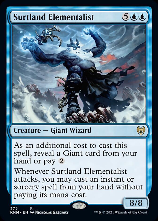 Surtland Elementalist [KHM]
