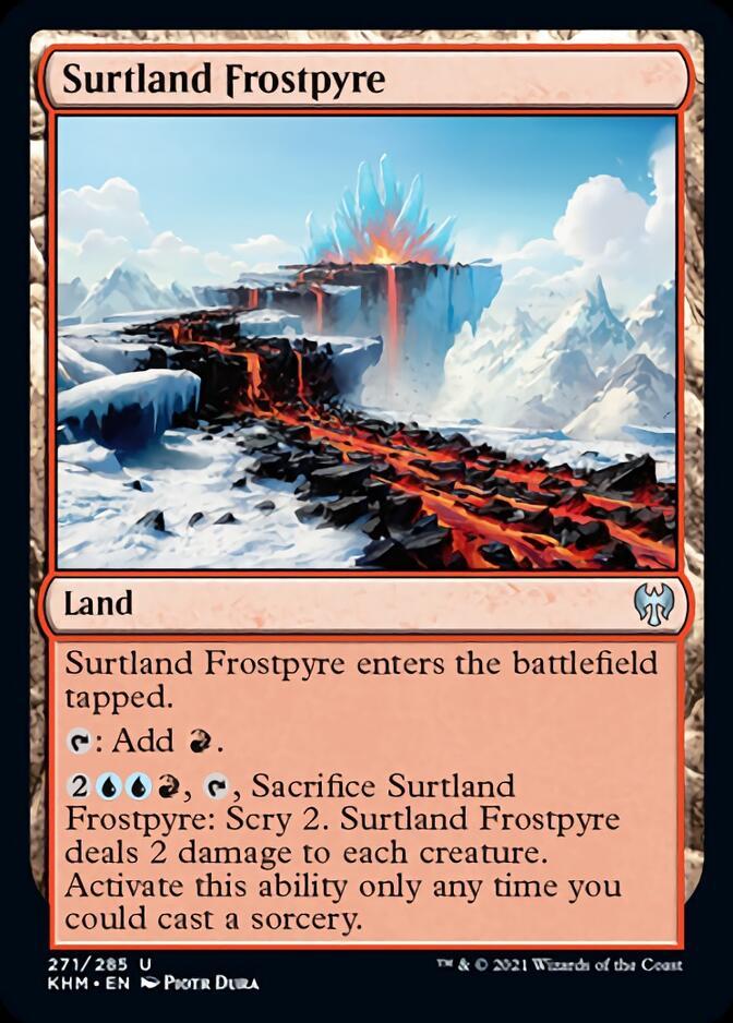 Surtland Frostpyre [KHM]