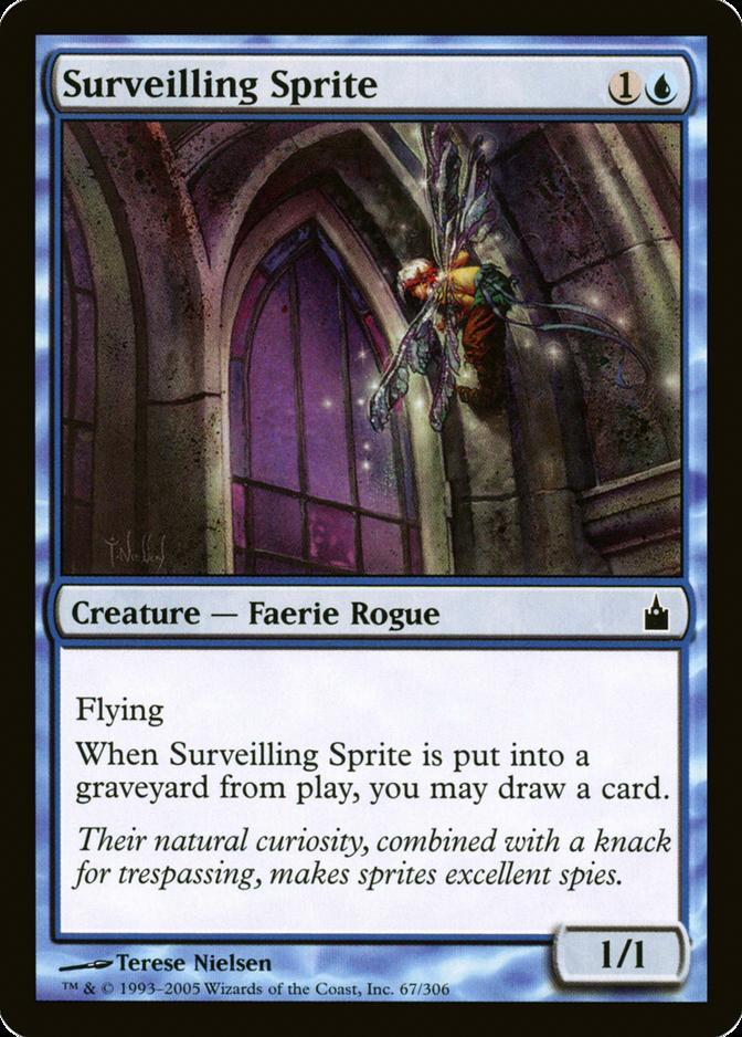 Surveilling Sprite [RAV]