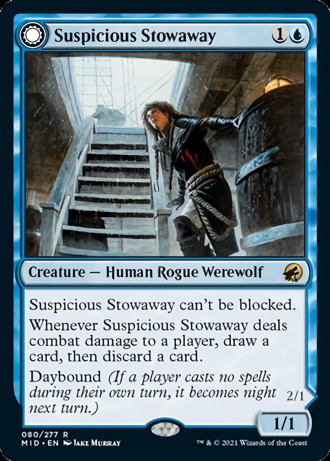 Suspicious Stowaway [MID]